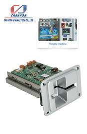 Leitor de cartão manual com função da trava do cartão, leitor do mergulho da inserção de IC Smart Card
