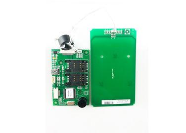 Leitor de cartão sem contacto com relação de USB, leitor de 13,56 megahertz RFID de cartão de IC